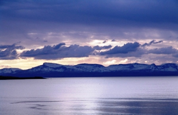 Isle of Skye from Gairloch               Copyright: Tom Forrest
